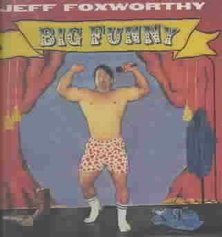 BIG FUNNY BY FOXWORTHY,JEFF (CD)