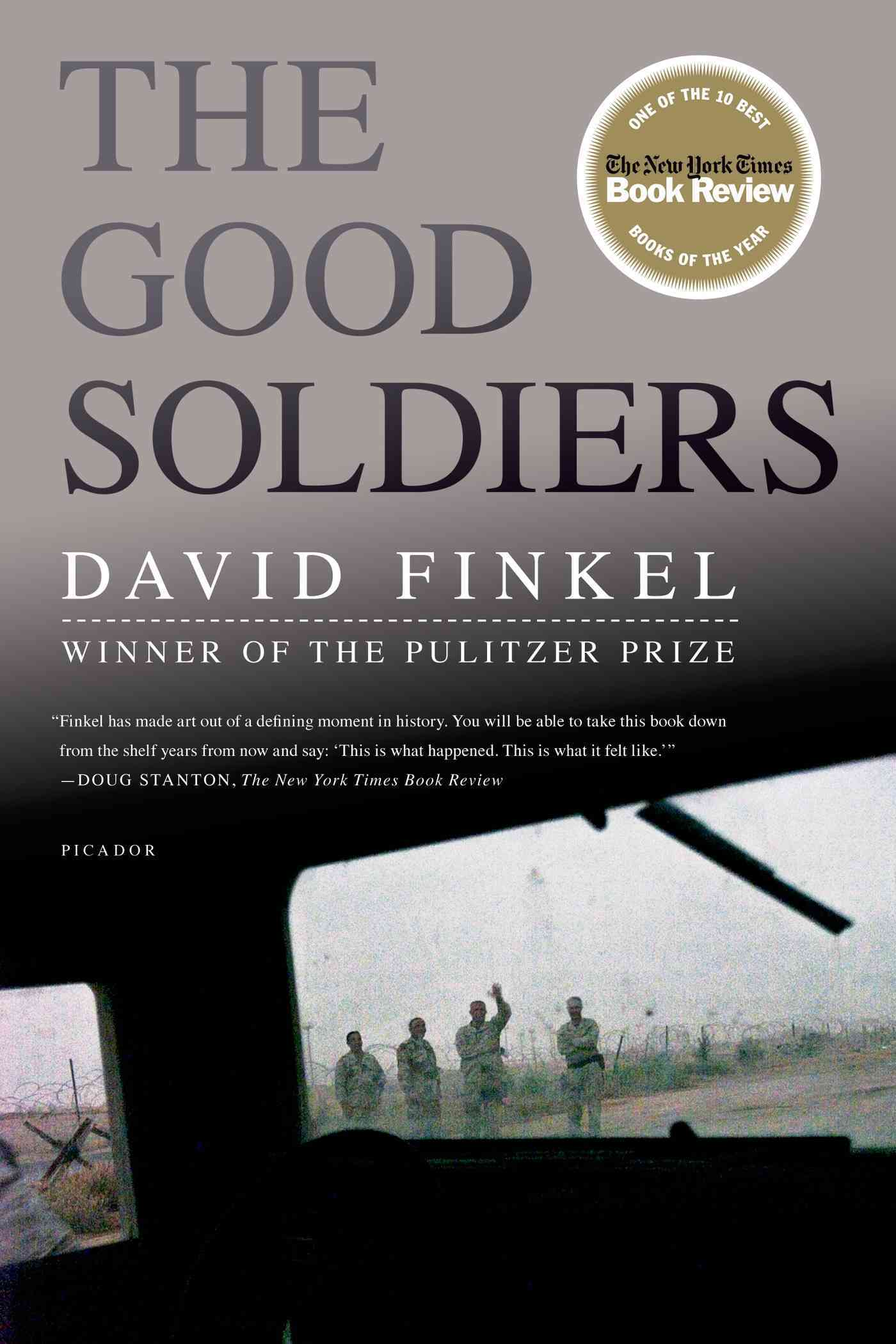 The Good Soldiers By Finkel, David